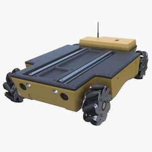x mobile robot platform