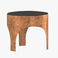 3d model jacques jarrige petite table