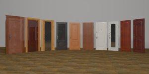 set 10 doors max