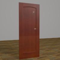 free max model wood door