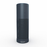 echo amazon 3d model