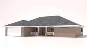 3d model home house