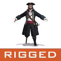 Pirate Rigged