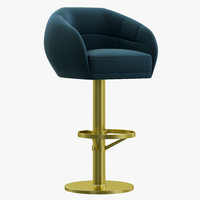 essential home mansfield bar chair 3ds
