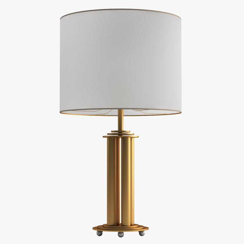 3d model lamp 53
