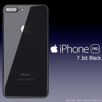 apple iphone 7 3d max