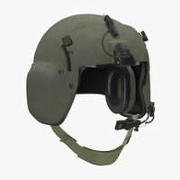 US Military Helicopter Pilot Helmet