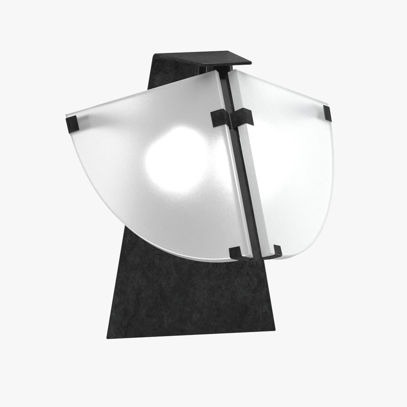 3d model lamp 70