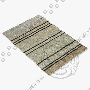3d amara rug smart sumk model