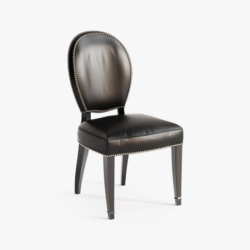 ralph duke chair 3d max