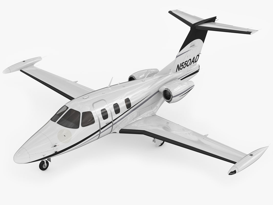 3d model eclipse 550 se