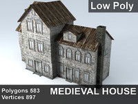 medieval house max free