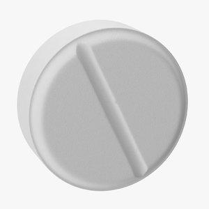 3d aspirin