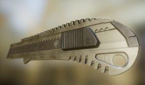 version box cutter 3d 3ds