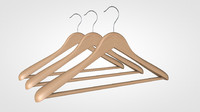 clothes hanger 3d model