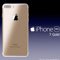3d apple iphone 7 model