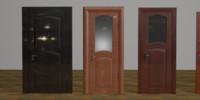 set doors 3d model