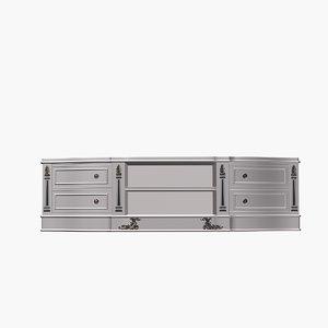 carpenter stand 3d max