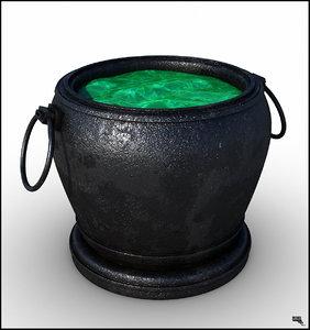 cauldron witch x