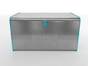 retro bread box max