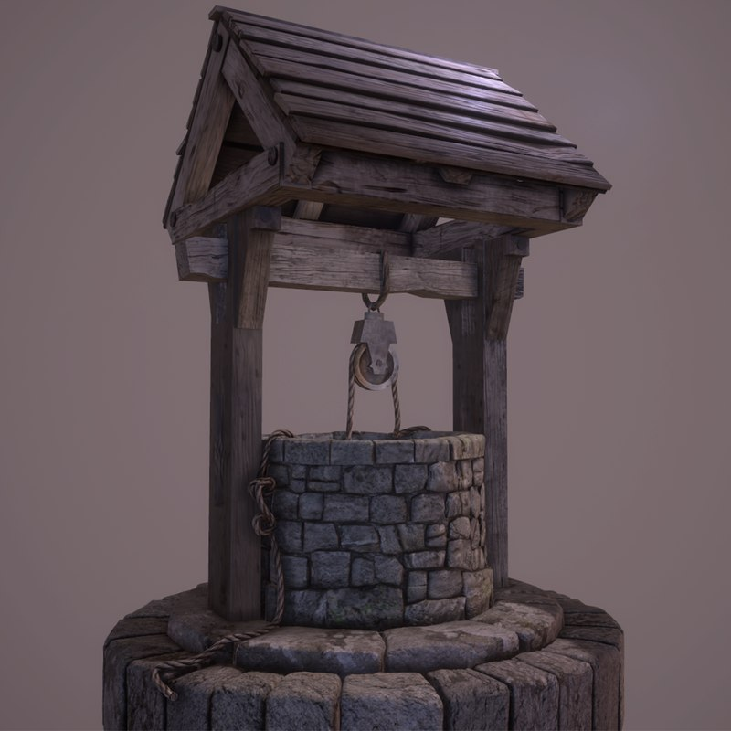 3d model realistic medieval