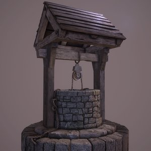 3d model realistic medieval