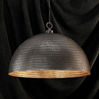 Crate & Barrel rodan pendant light