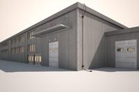 Cargo Building