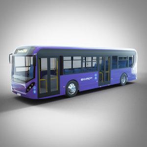 enviro 200 bus octane max