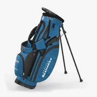 golf bag seahawks 3ds