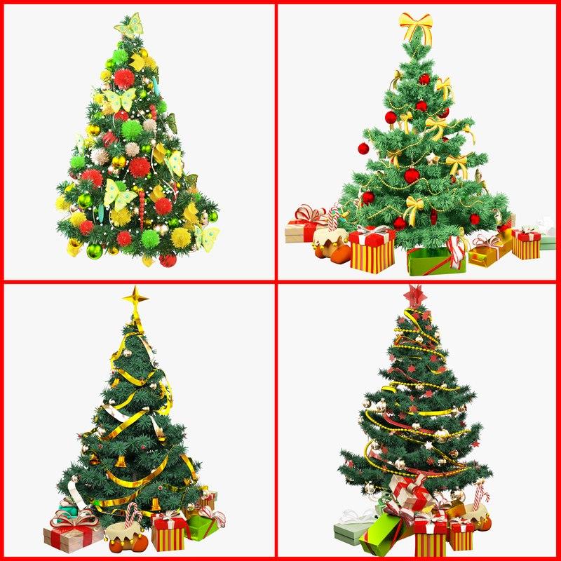christmas trees v1 max