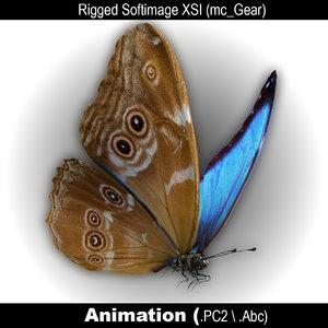 3d animation modelled