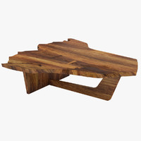 3d nakashima coffee table