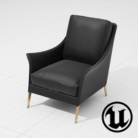 flexform boss chair ue4 x