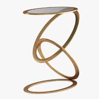 3d model philip nimmo ellittico table