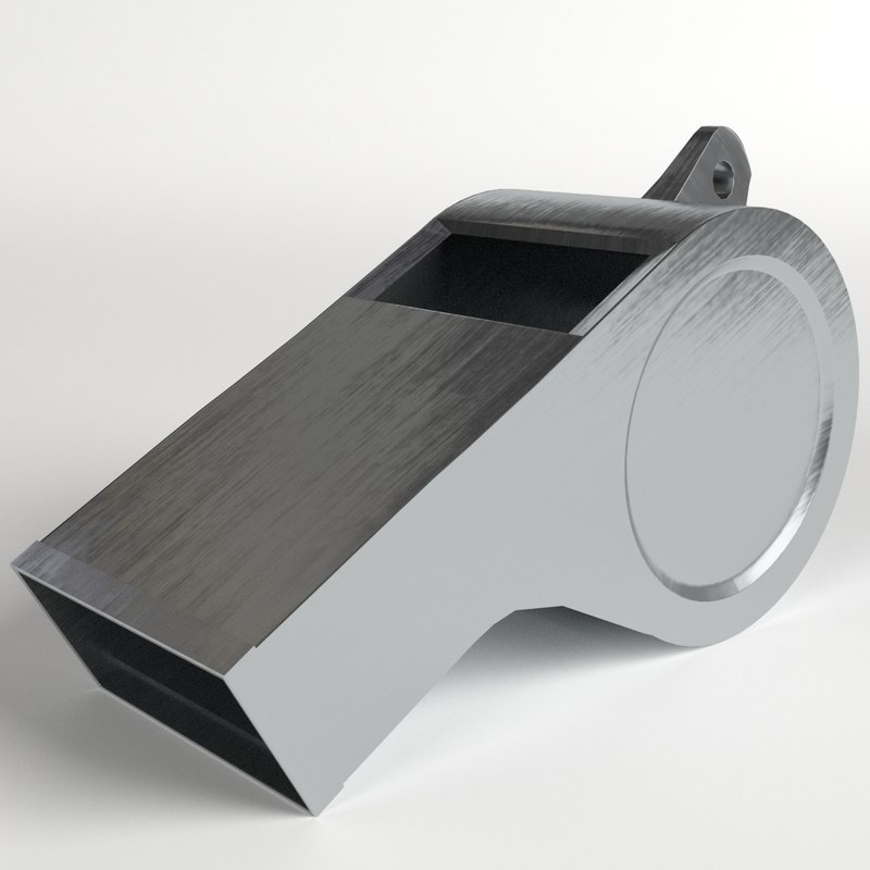 whistle 3d max