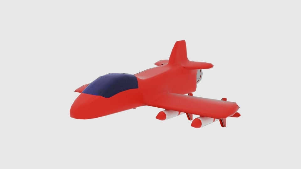 3d space plane cp