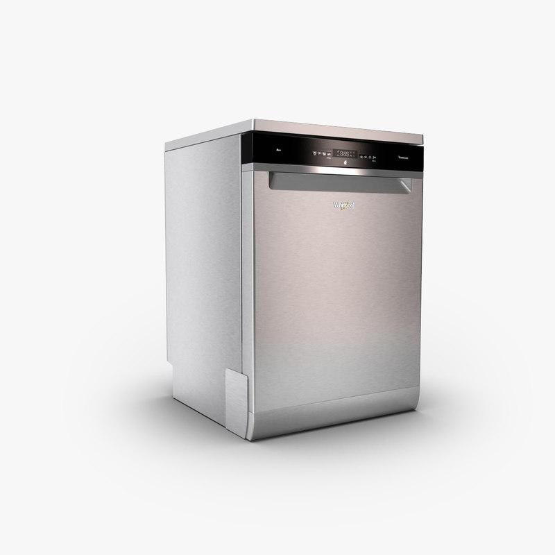 whirlpool dishwasher obj