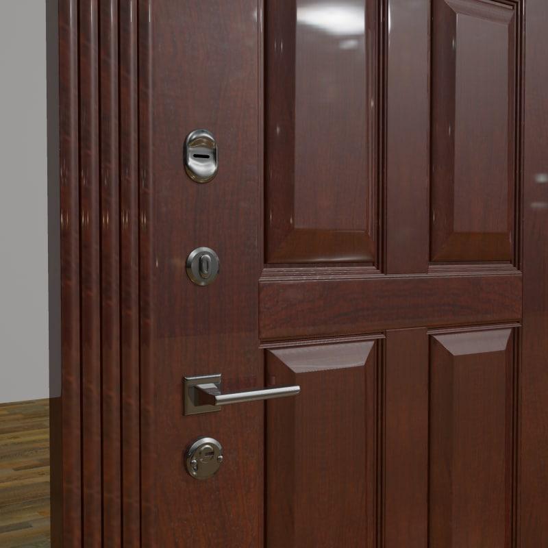 set doors max