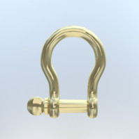 3d chain shackle