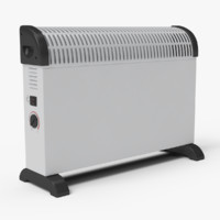 Generic Electric Convector Heater
