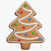 obj gingerbread cookie ginger