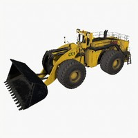 Wheel Loader Letourneau L-2350