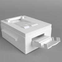 printer 3 3d model