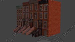 blend buildings