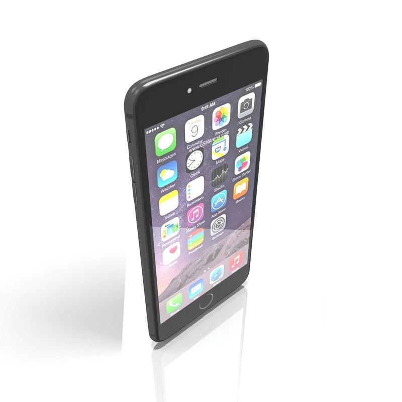 iphone phone 3d x