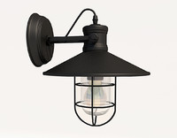 Sconce Antique Industrial