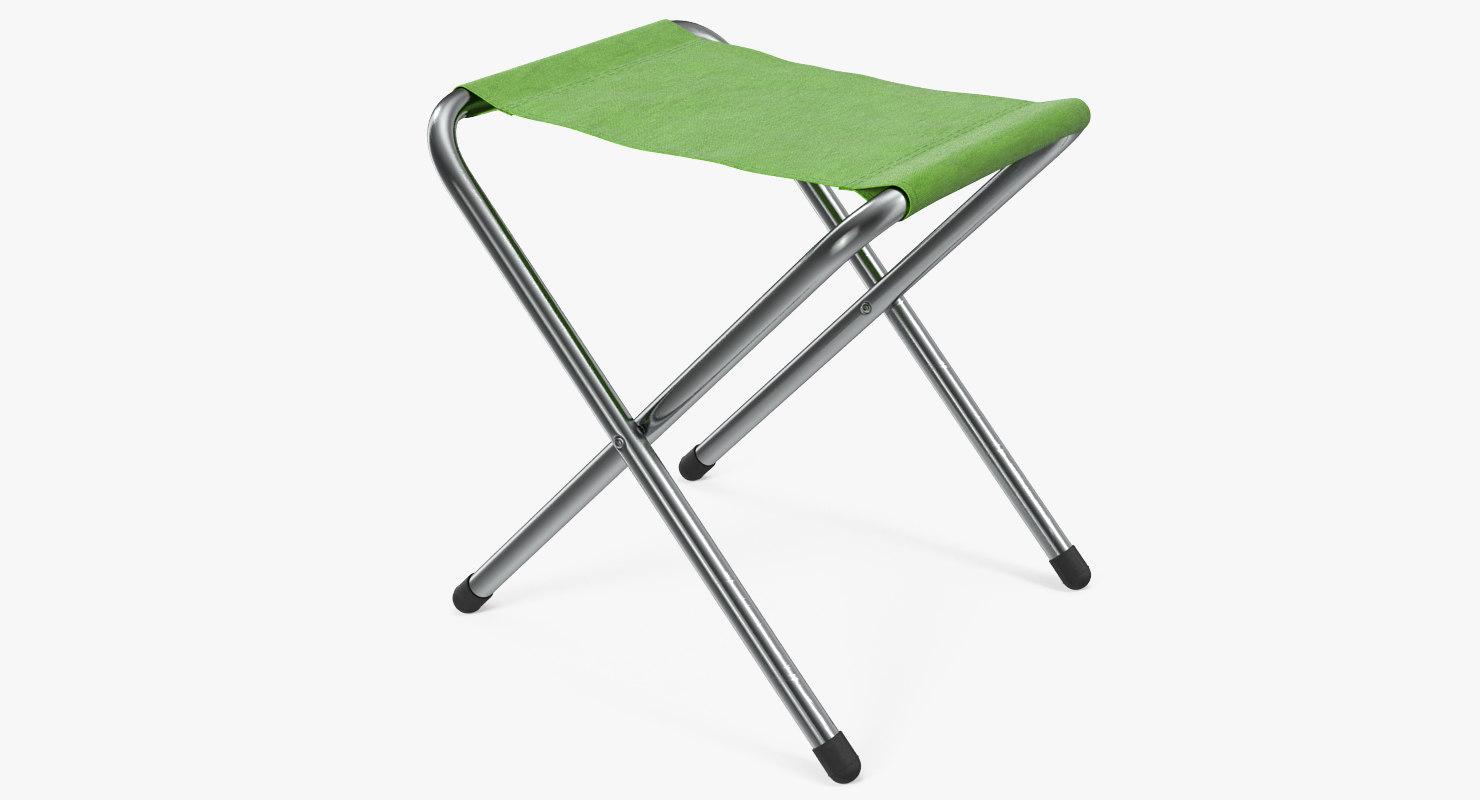 Compact Folding Chair Fbx