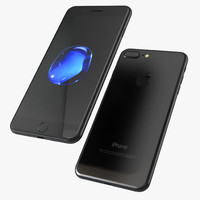 obj iphone 7 black