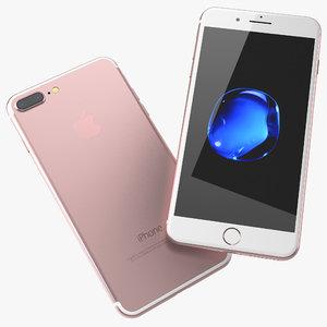 apple iphone 7 rose max